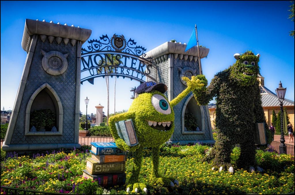 Walt Disney World Orlando Florida Jigsaw Puzzle In