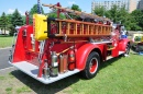 Vintage Fire Truck, Collingswood NJ