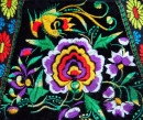 Ethnic Handmade Embroidery Pattern