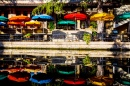 Riverwalk in San Antonio, TX puzzle on TheJigsawPuzzles.com