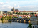 Prague in the Morning