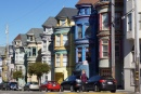 Haight Ashbury, San Francisco, California