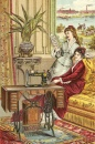 Howe Sewing Machines Ad