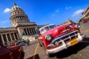 Havana Streets and Classic Cars
