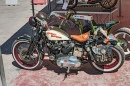 Vintage Customized Harley Davidson