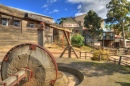 The Chilean Mill, Sovereign Hill, Australia