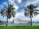 Cruise Ship in Las Palmas de Gran Canaria