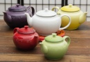 Colorful Teapots