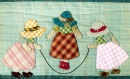 Skipping Rope Quilt