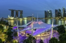 Esplanade Outdoor Theatre, Singapore