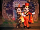Witch Minnie and Vampire Mickey
