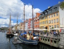 Picturesque Copenhagen Waterfront