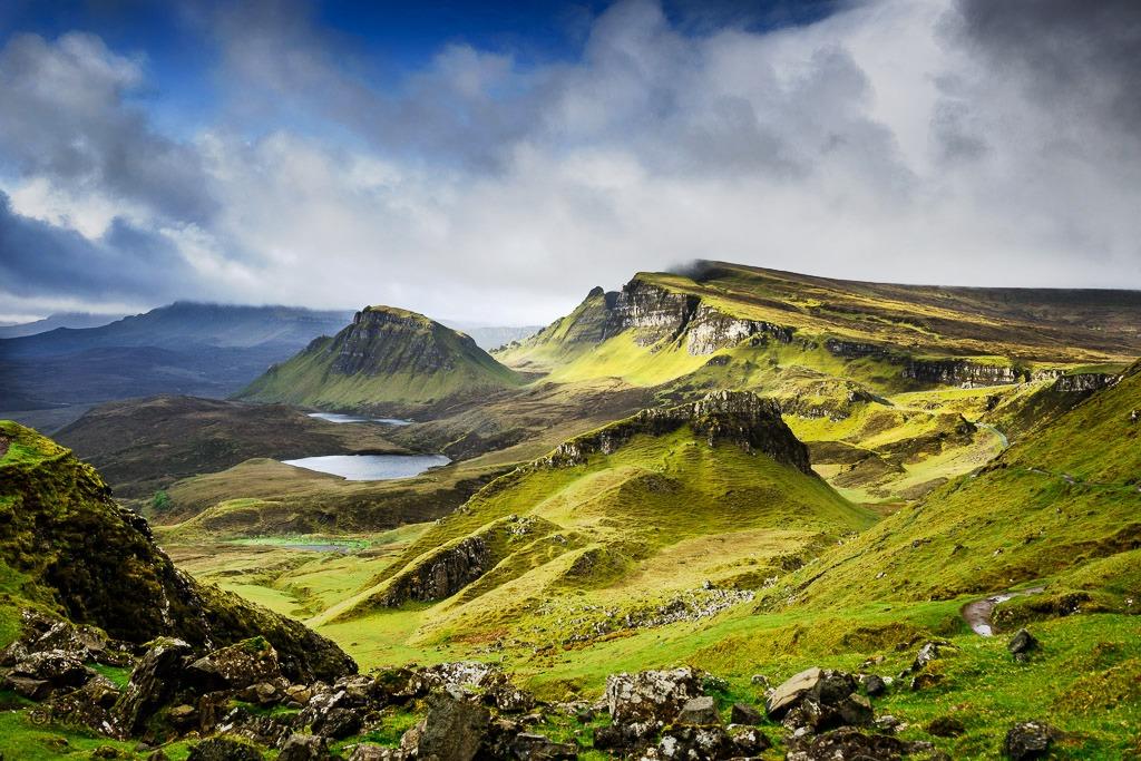 The Isle Of Skye Scotland Jigsaw Puzzle In Puzzle Of The