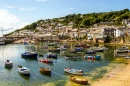 Mousehole Harbour, England