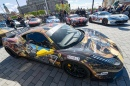 Gumball 3000 Cars in Stockholm, Sweden