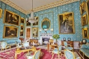 Castle Howard Turquoise Drawing Room