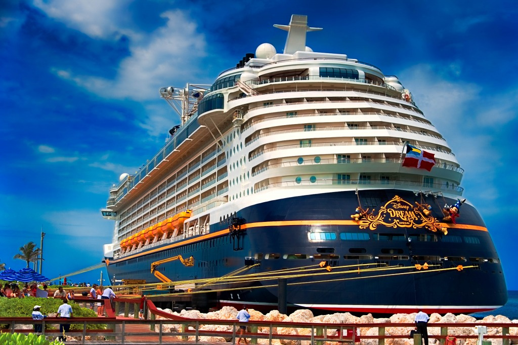 Disney Cruise jigsaw puzzle in Puzzle of the Day puzzles ...