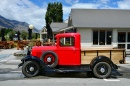 1933 Ford Model B in Glenorchy, NZ