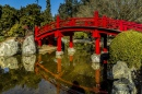 Footpath Bridge, Japanese Garden