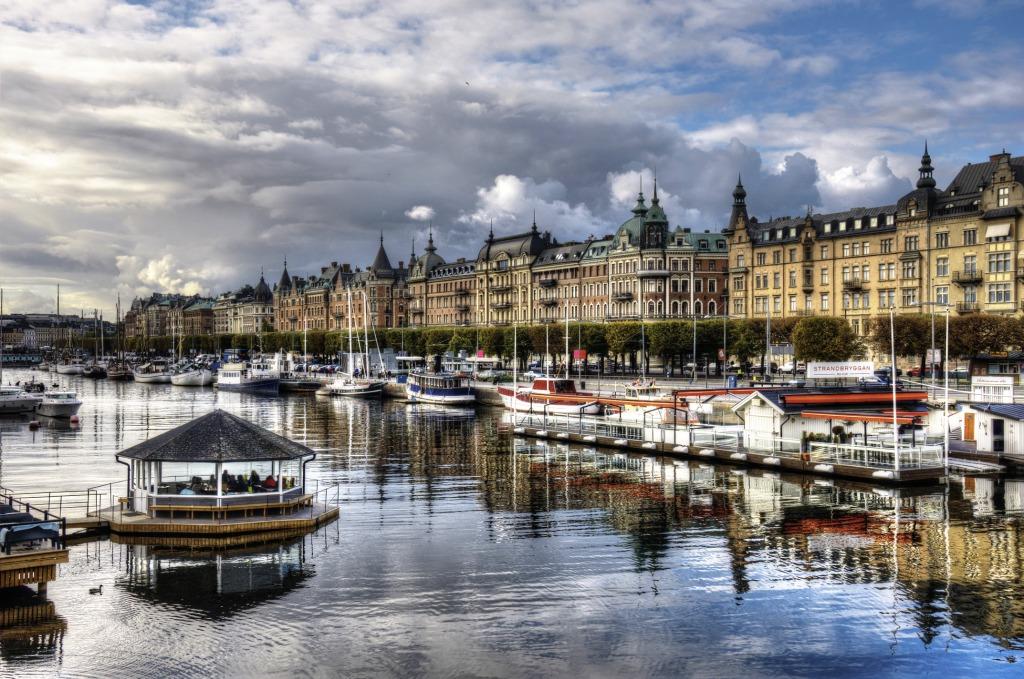 service dansare vattensporter i Stockholm