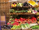 Vegetable Market, Florence, Italy
