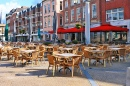 Street Cafe, Gorinchem, The Netherlands