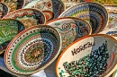 Romanian Traditional Ceramic Plates