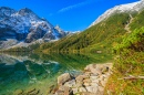 Morskie Oko Lake, Tatra Mountains, Poland