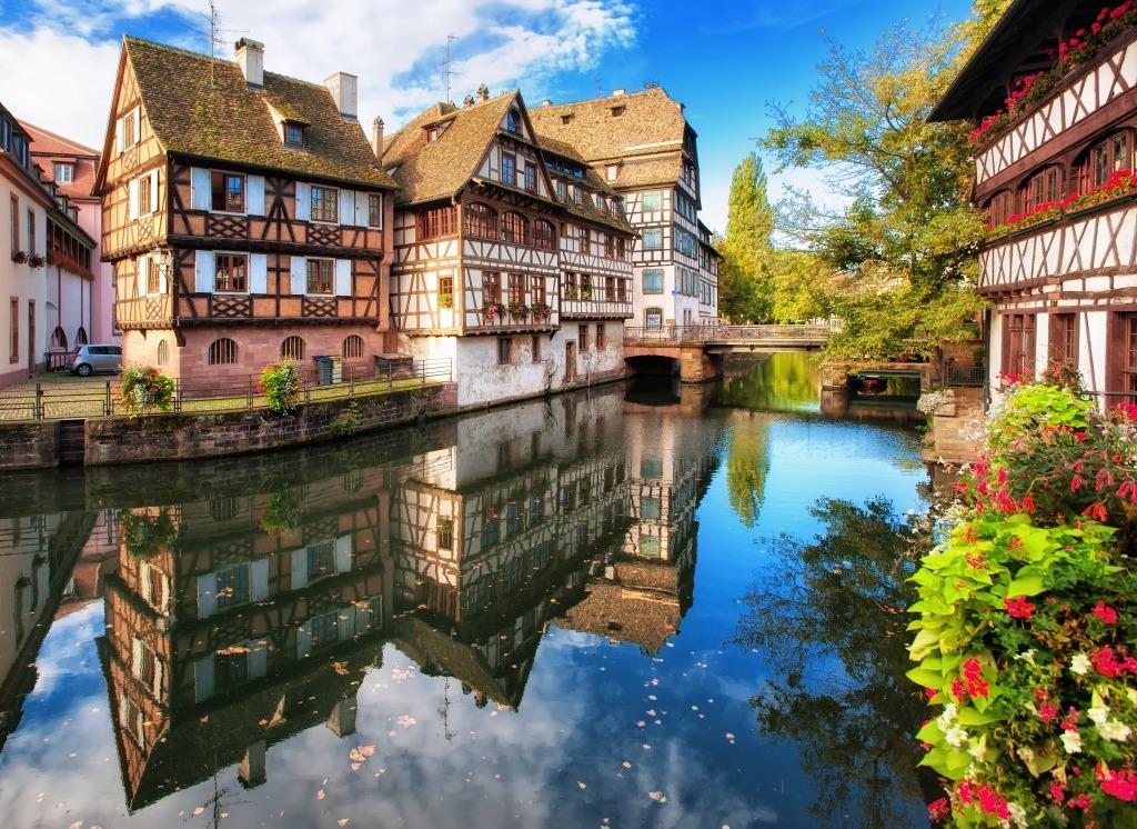 Resultado de imagen de Petit France (Estrasburgo)