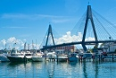 Anzac Bridge, Australia