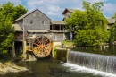 The Pigeon Forge Mill, Tennessee
