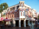 Blue Ribbon Bakery in Disneyland