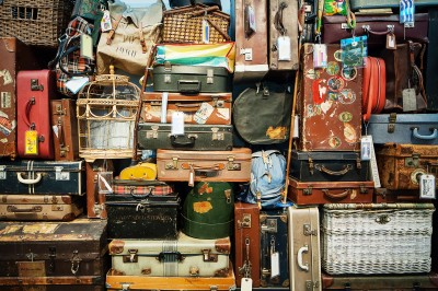 Travel Bags Jigsaw Puzzle In Puzzle Of The Day Puzzles On