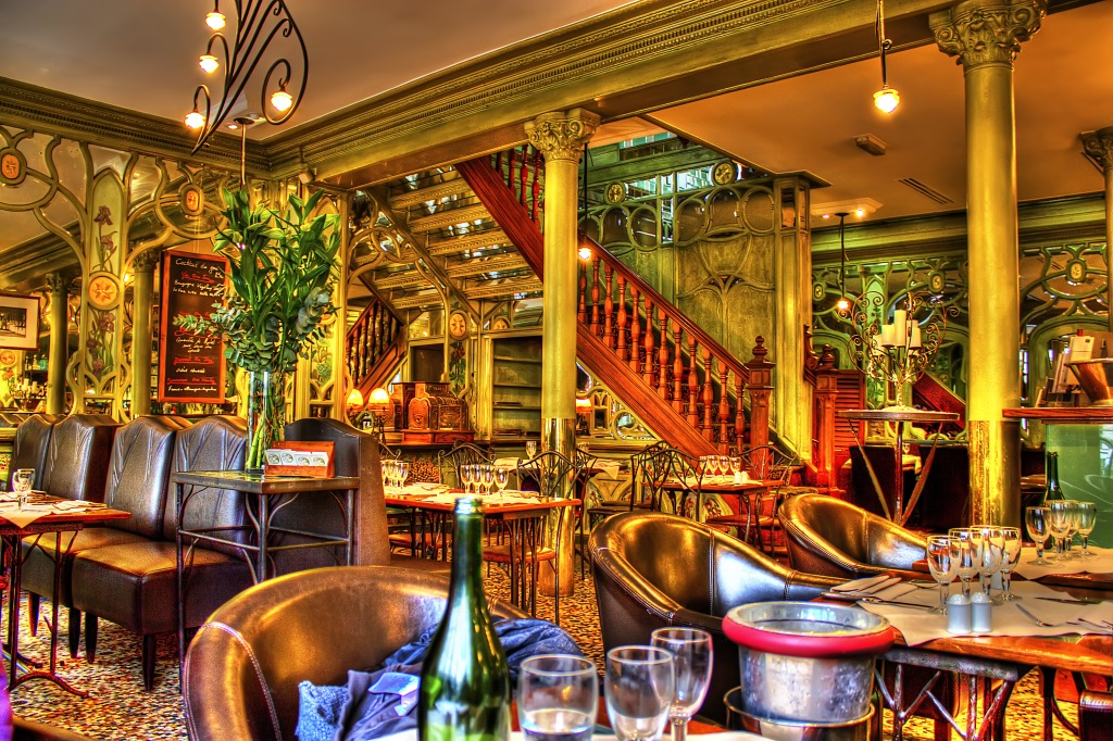 Bouillon racine paris france jigsaw puzzle in puzzle of the day puzzles on - Restaurant cuisine francaise paris ...