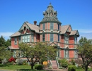 Victorian House in Port Townsend WA