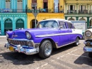 Old Chevrolet in Havana