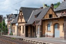 Klotten Train Station, Germany