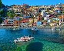 Parga Town, Greece