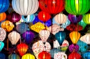 Traditional Lanterns in Hoi An, Vietnam