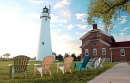 Fort Gratiot Lighthouse, Michigan