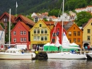 Bryggen, City of Bergen, Norway