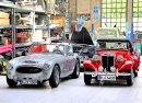 Museum of Vintage Cars in Berlin