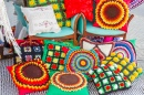 Colorful Handmade Cushions