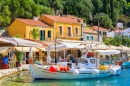Kioni Port, Ithaka Island, Greece