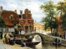 A View of Franeker