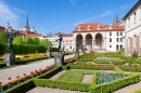 Wallenstein Palace in Prague