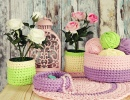 Crocheted Decor
