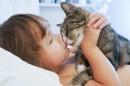 Kissing the Kitty