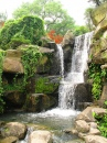 West Lake Waterfall