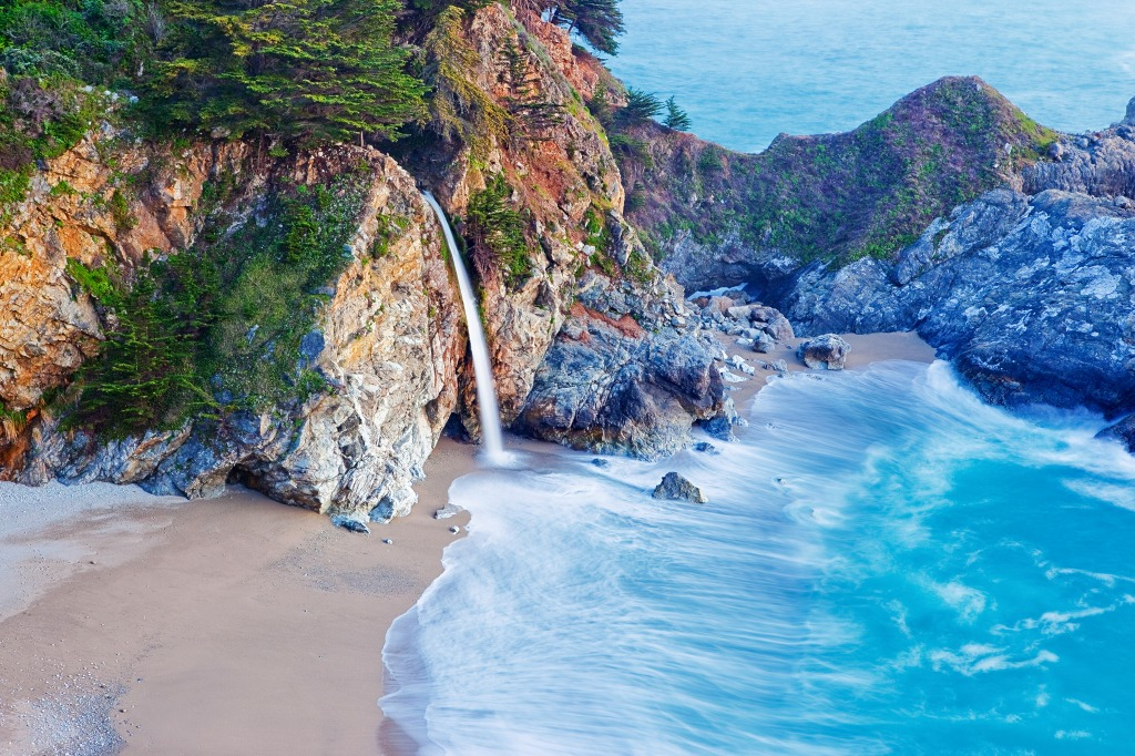 julia pfeiffer burns state park map with Mcway Falls Big Sur California 3 Jigsaw Puzzle on 8590899773 together with Highway conditions together with Bshikes likewise McWay Falls Big Sur California 3 Jigsaw Puzzle together with Pacific Coast.